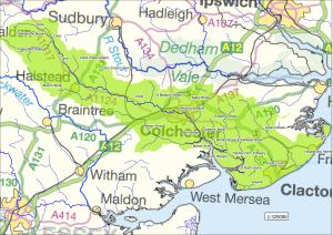River Colne Catchment