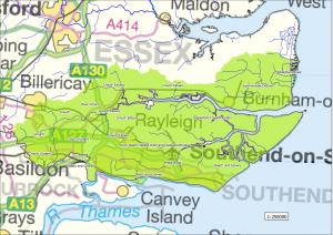 River Crouch Catchment