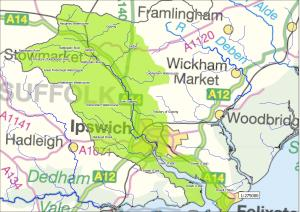 River Gipping Catchment