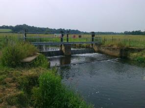 Homersfield - example of weir removal project