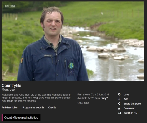 countryfile screenshot